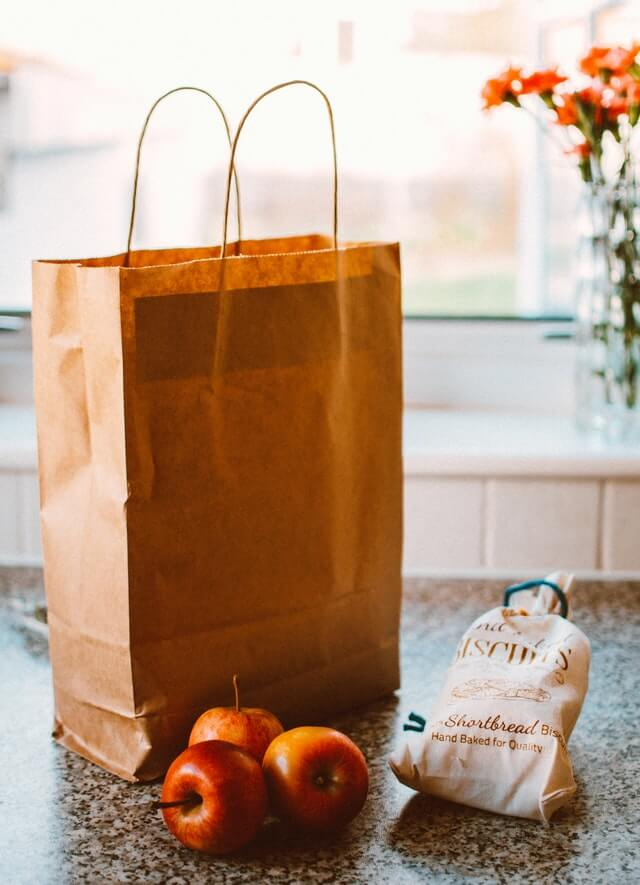 Buying groceries as Joint Expenses for couples