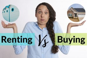 Renting vs buying home for couples