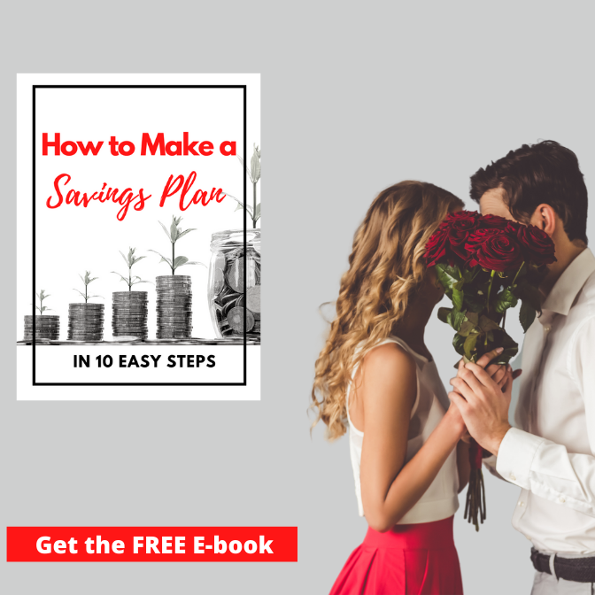 How to make a savings plan for couples