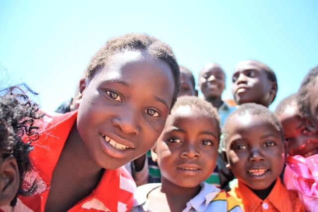 Join good hope volunteers to travel abroad in Africa