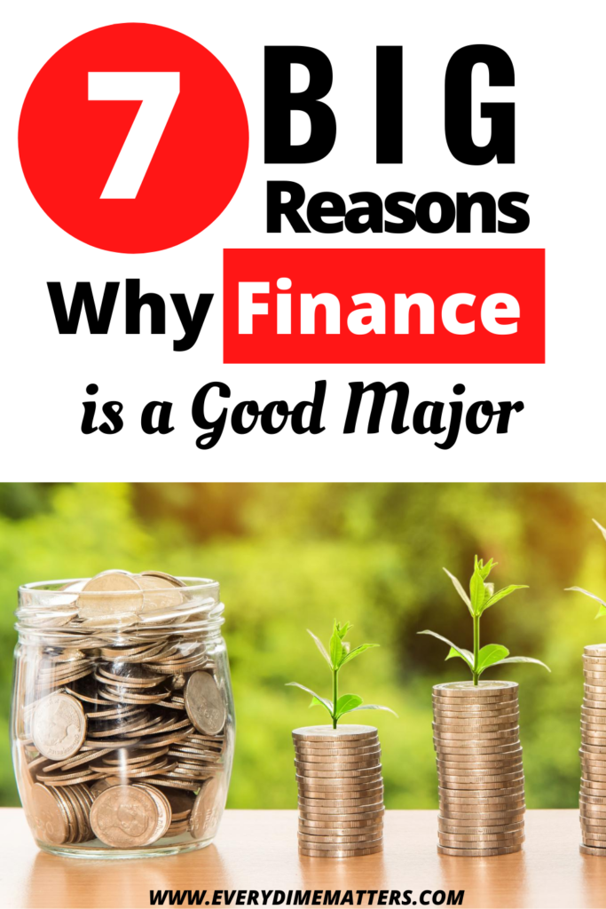 7 Big Reasons Why Finance is a good Major