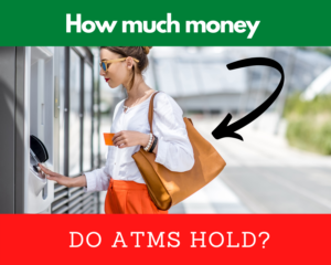 How much money do ATMs hold