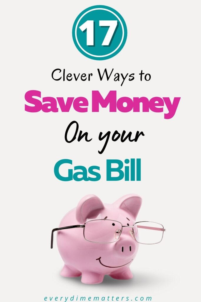 How to Save on Gas Bill